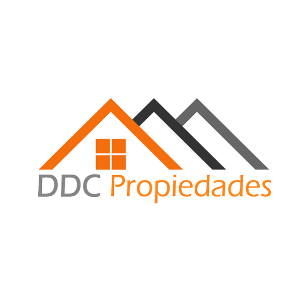 Logotipo DDC Propiedades