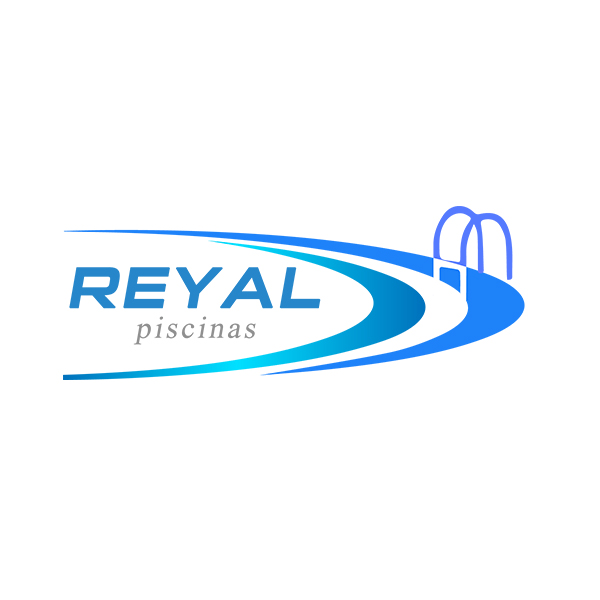Logotipo Piscinas Reyal